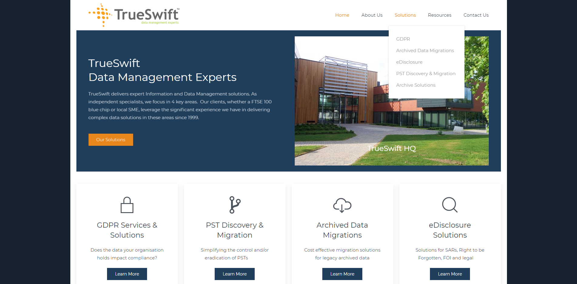Website Design for IT Companies